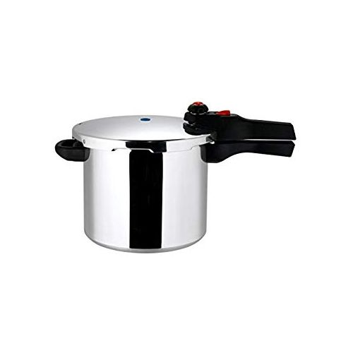 Aluminium 6L Quick & Easy Pressure Cooker