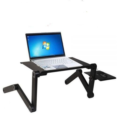 Multi-functional Laptop Table With Cooling Fan T9