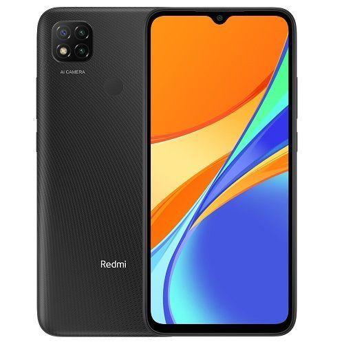 Redmi 9C, 6.53-inch (3GB RAM, 64GB ROM) Android 10 - 13MP/2MP/2MP + 5MP Selfie - 4G Dual SIM - 5000mAh - Midnight Gray