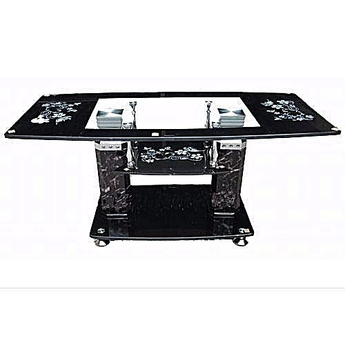 Awesome Family Center Table - Black