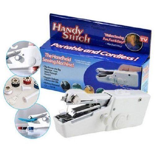Handy Stitch Portable Cordless Sewing Machine