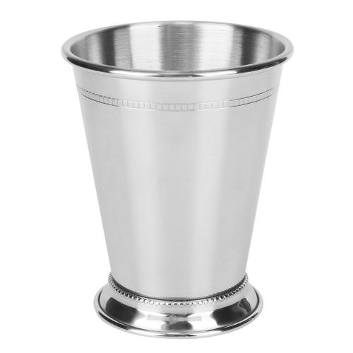 Idalinya Tail Cup Mint Silver Plated Mojito Cup Stainless Steel Tail Cup Mixed Drinks Party Beer At Cistal Bar