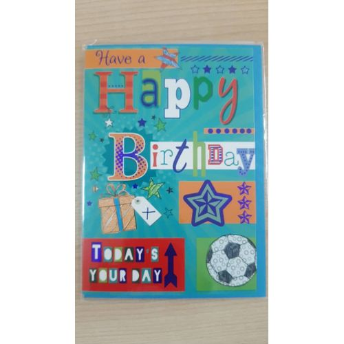 Happy Birthday Card For Him
