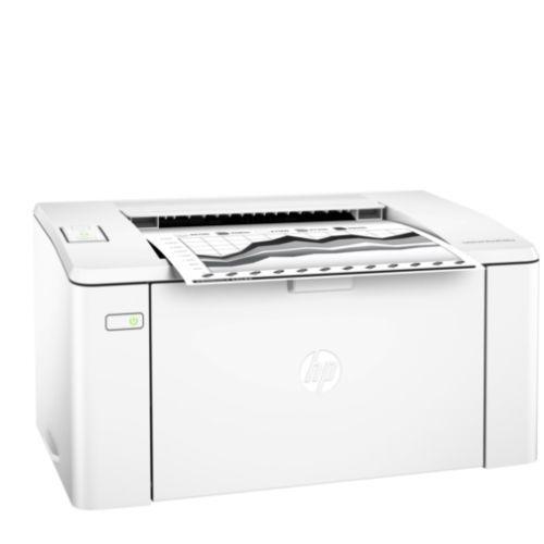 LaserJet Pro M102w Printer - White