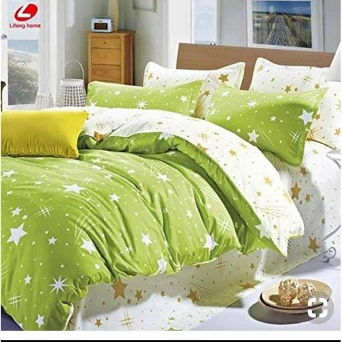Luxury Duvet , Bedspread And 4 Pillowcase