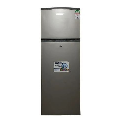 Bruhm Double Door Refrigerator 200MD - 200LITRES