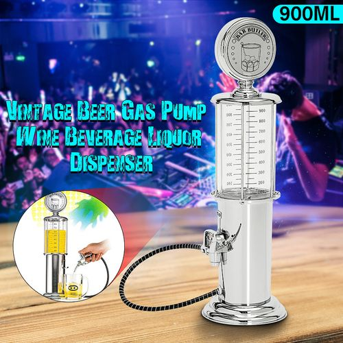 Beer Tower Dispenser Machine Drinking Vessels Gas Station Bar Party Tool 900ML