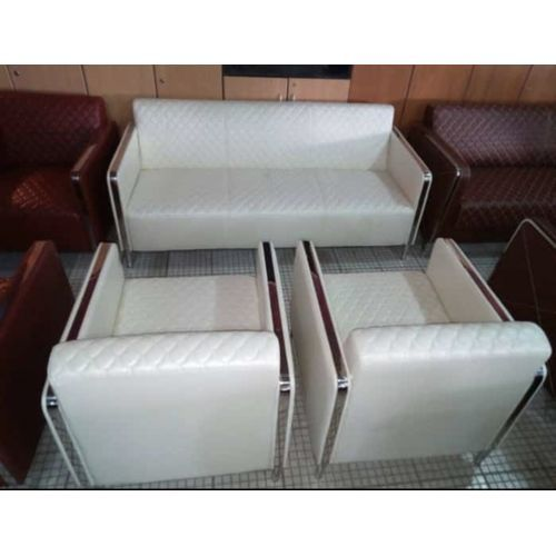 Leather Upholstery Chair 5 Seaters (Lagos Delivery Only)