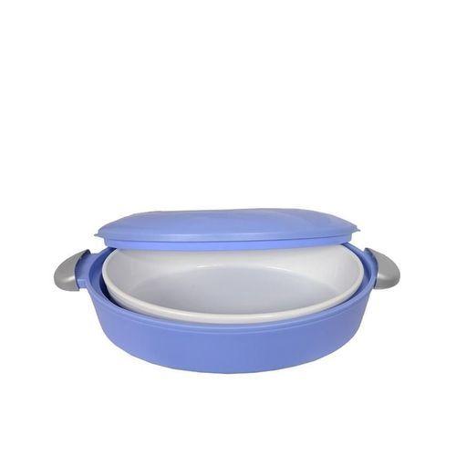 Hot Food Server -Blue