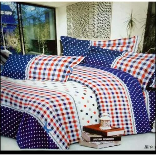 Three Different Set Of Bedspread And Pillowcase (2)
