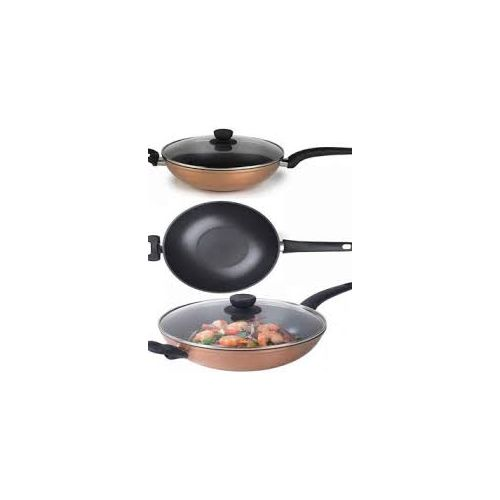 Magic Frying Pan (cook Or Fry Without Using Oil)