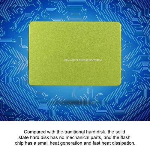 "2.5 ""external Hard Drive Enclosure, 6 Gbps High Speed SSD SATA3 SSD Box, Ultra Thin HDD Universal Case For Desktop Laptops"