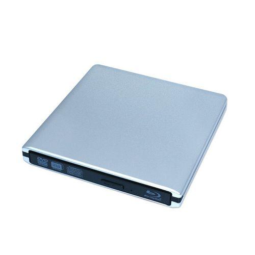 Good Quality USB3.0 Blu-Ray Laptop PC External Optical Drive Disc Burner DVD CD BD Writer Recorder