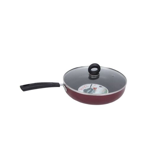 Non-stick Frying Pan+ Glass Cover Lid