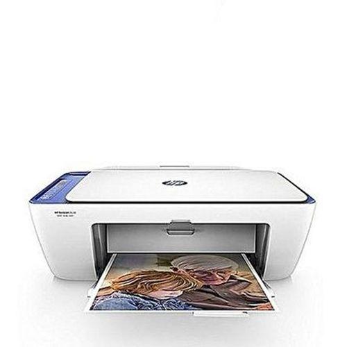 Deskjet 2630 AIO Printer - White/Blue - V1N03C