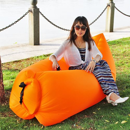 Mattress Air Sofa Inflatable Chair Sleeping Bed Couch