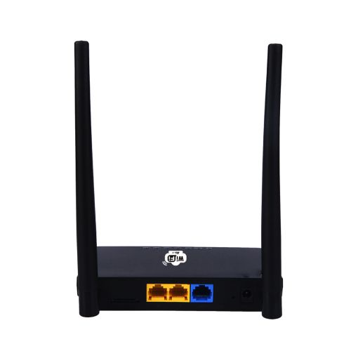 4G Wireless Wifi Router LTE 300Mbps Mobile MiFi Portable