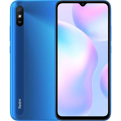 Redmi 9A 6.53 Inches 2GB RAM 32GB ROM 13MP REAR CAMERA, 5MP FRONT CAMERA, 5000mAH- Sky Blue