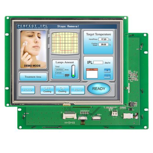 """Embedded 8.0"""" LCD Touch Module With RS232/RS485 Port"""