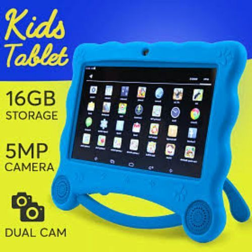 KID'S Tablet 7'' Android 7.0 16GB, 2GB (Pre-Installed Educational Apps) + Free Case & Gift