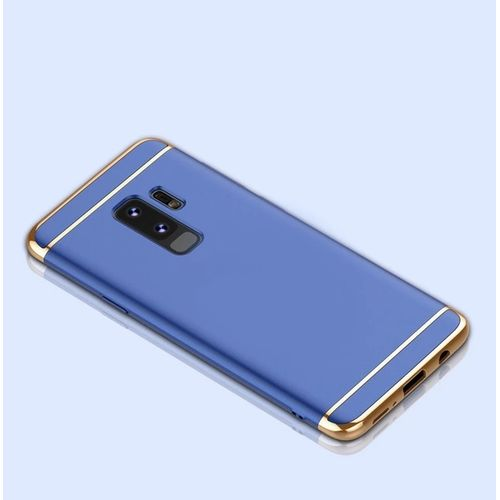 SAMSUNG S9 PLUS CASE,Ultra-Slim Matte Hard Protection Case For S9 PLUS---BLUE