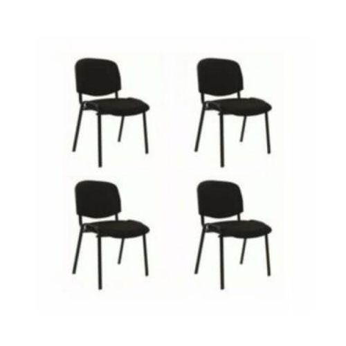Visitors Office Chairs 4 Piece-delivery Lagos Only