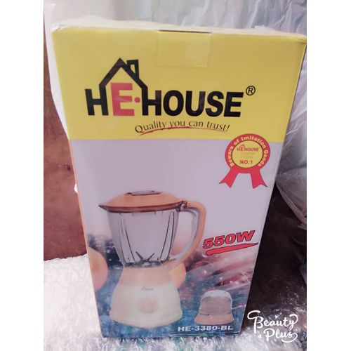 Quality HE•house Electrical Juicer And Blender