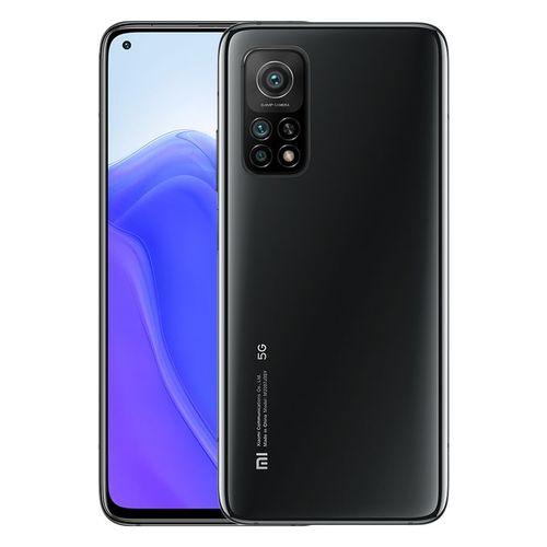 Mi 10T, 6.67-inch (8GB RAM, 128GB ROM) Andriod 10 (64/13/5)MP + 20MP Selfie - 5000mAh - 5G - Smartphone - Cosmic Black