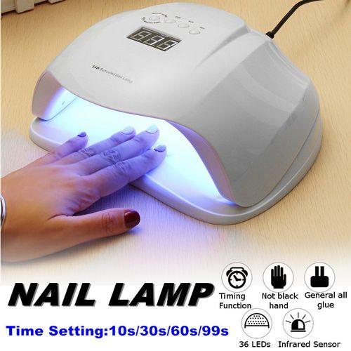 54W Professional 36 LED UV Nail Lamp Dryer UV Lamp 100-240V+ Electric Nail Drill