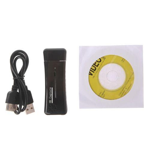 USB Converter HD 1 Way HDMI 2.0 Video Capture Video For Windows XP/Vista/7/8/10 CUIII