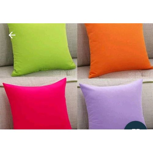 Candy Throw Pillows- 4pieces.