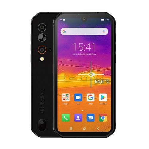 BV9900 Pro 48MP Camera 8GB+128GB 4380mAh Battery 5.84 Inch Android 9.0 4G Smartphone - Grey