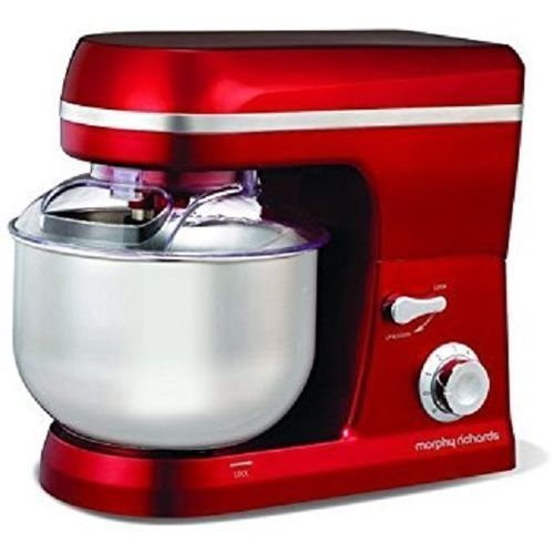 Cake Mixer 5 Litres 800w Red