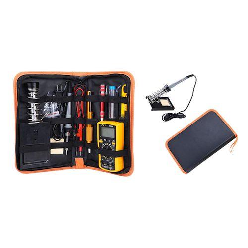 Soldering Iron Kit With Adjustable Temperature Welding Tool