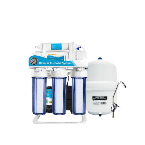 Domestic Reverse Osmosis Water Treatment System