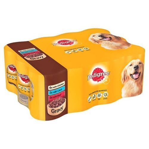 Pedigree Adult Dog Food X 24