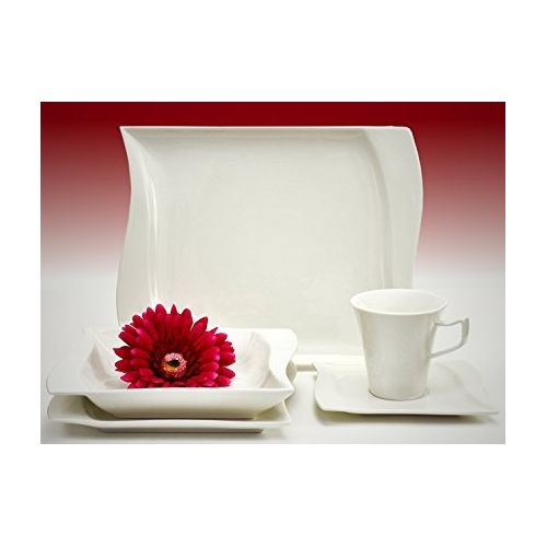 Van Well Dinner Set - 30 Pieces