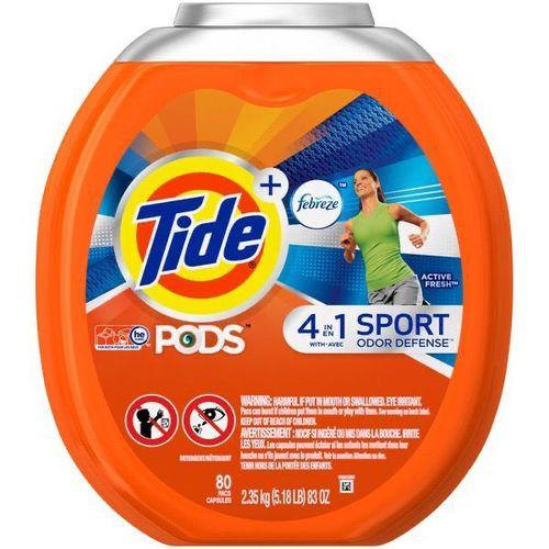 Tide Pods 4 In 1 Sport 80