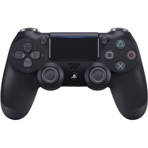 PS4 Pad (Official Controller With Warranty) New Dualshock 4- Black - Latest Edition