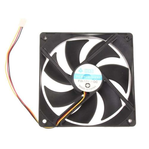 12V 3Pin PC Computer Case Cooling Fan (MY)