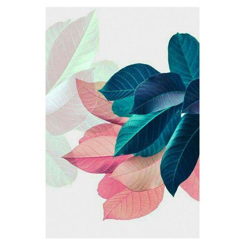 Diy Diamonds Full Of Leaf P579 Embroidered Fashion