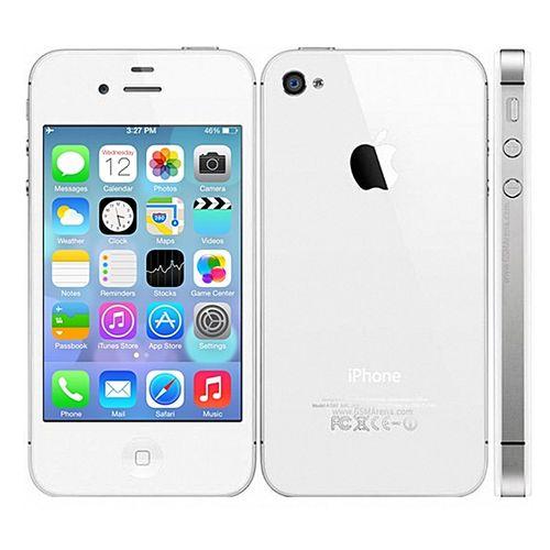 IPhone 4, 16GB - White (Refurbished),3.5 Inch Screen