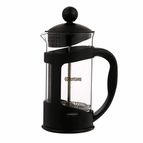 1000ML French Press Tea Coffee Plunger Heat-resistant Glass