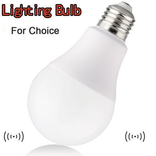 (Single Or Set)RECHARGEABLE LED INTELLIGENT EMERGENCY BULB