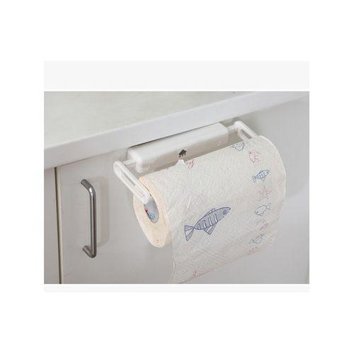 Toilet Roll Holder Stand Organizer Rack Cabinet Paper Towel Hanger