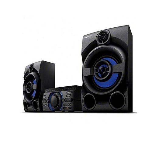 High Power Audio System (MHC-M40D) - Black