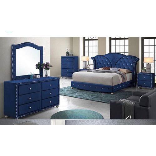 Macaulay Cheston Luxury Bedroom Set