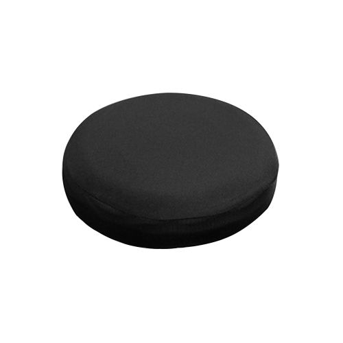 Round Bar Stool Cover Stretch Removable Elastic Chair Pad
