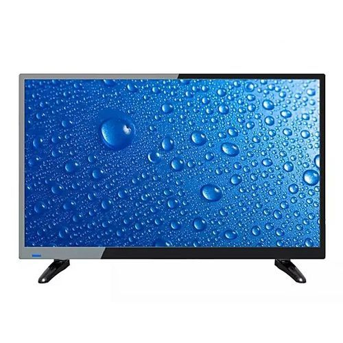 Black 24'' Inch Led Tv Full Hd