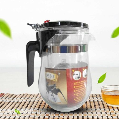 500ml Heat Resistant Glass Tea Pot